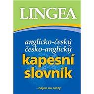 Anglicko-český česko-anglický kapesní slovník: ...nejen na cesty - Kniha