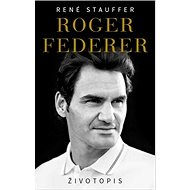 Roger Federer Životopis - Kniha