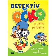 Detektív Očko a jeho príbehy - Kniha