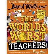 The World's Worst Teachers - Kniha