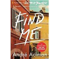 Find Me - Kniha