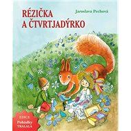 Rézička a Čtvrtjadýrko - Kniha