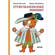 Čtyři francouzské pohádky - Kniha