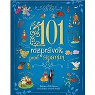 101 rozprávok pred spaním - Kniha