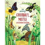 Chrobáky, motýle a iné drobné živočíchy: Kuk pod okienko - Kniha