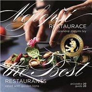Nejlepší restaurace oceněné zlatými lvy, průvodce 2020 - Kniha