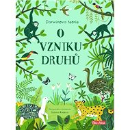 O vzniku druhů: Darwinova teorie pro děti - Kniha