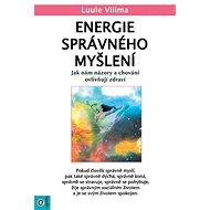 Energie správného myšlení - Kniha