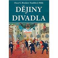 Dějiny divadla - Kniha