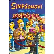 Simpsonovi Komiksová zašívárna