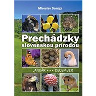 Prechádzky slovenskou prírodou - Kniha