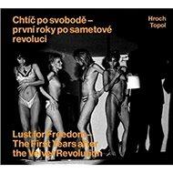 Chtíč po svobodě: první roky po sametové revoluci - Kniha