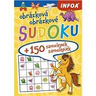 Sudoku obrázková/obrázkové: + 150 samolepek/samolepiek - Kniha