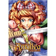 Amaltea, princezna šermířka - Kniha