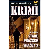 Staré pražské vraždy 3 - Kniha