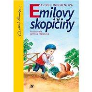 Emilovy skopičiny - Kniha