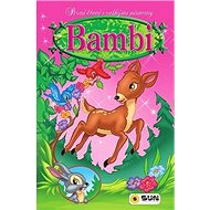 Bambi První čtení s velkými písmeny - Kniha