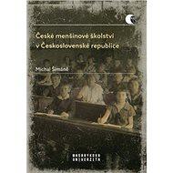 České menšinové školství v Československé republice - Kniha