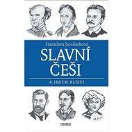 Slavní Češi a jejich blízcí - Kniha