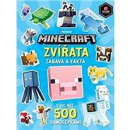 Minecraft Zvířata Zábava a fakta: s víc než 500 samolepkami - Kniha