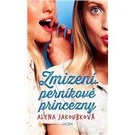 Zmizení perníkové princezny - Kniha