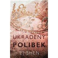 Ukradený polibek - Kniha