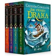 Jak vycvičit draka: 5.-8.díl série - Kniha