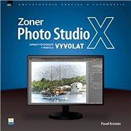 Zoner Photo Studio X  Úpravy fotografií v modulu Vyvolat - Kniha