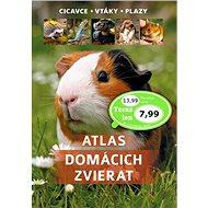 Atlas domácich zvierat - Kniha