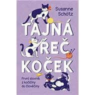 Tajná řeč koček - Kniha