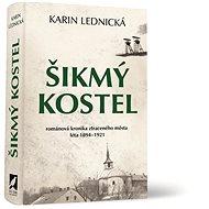 Šikmý kostel - Kniha