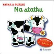 Na statku Kniha s puzzle - Kniha