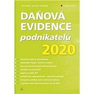 Daňová evidence podnikatelů 2020 - Kniha