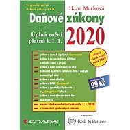 Daňové zákony 2020 - Kniha