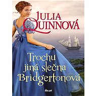 Kniha Trochu jiná slečna Bridgertonová - Kniha