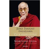 Jeho Svatost dalajlama Co je nejdůležitější: Noriuki Ueda rozmlouvá s Jeho Svátostí dalajlamou - Kniha