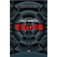 Tesla Noir - Kniha