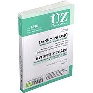 ÚZ 1346 Daně z příjmů, evidence tržeb 2020 - Kniha