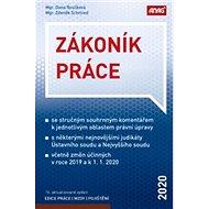Zákoník práce 2020 (sešitové vydání)