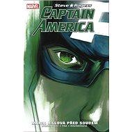 Captain America Steve Rogers Maria Hillová před soudem - Kniha