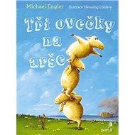 Tři ovečky na arše - Kniha