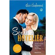 Sexy hoteliér - Kniha