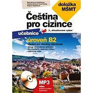 Čeština pro cizince: s doložkou MŠMT úroveň B2 + CD - Kniha