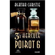 3x Hercule Poirot 6 - Kniha
