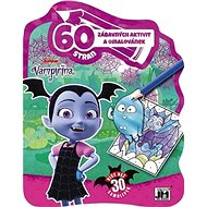 60 zábavných aktivit a omalovánek Vampirina - Kniha