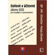 Daňové a účtovné zákony 2020 po  novelách s komentármi: ZDP, DPH, Účtovníctvo, postupy účtovania - Kniha