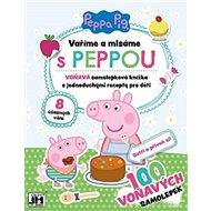 Vaříme a mlsáme s Peppou - Kniha