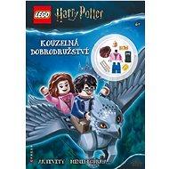 LEGO Harry Potter Kouzelná dobrodružství: Aktivity, minifigurka - Kniha