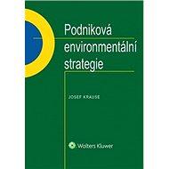 Podniková environmentální strategie - Kniha