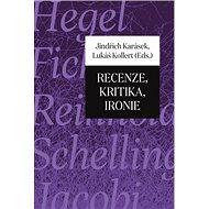 Recenze, kritika, ironie - Kniha